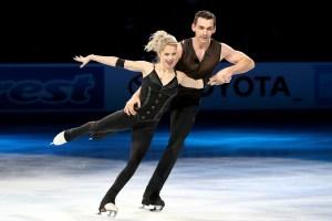 Alexa and Chris Knierim