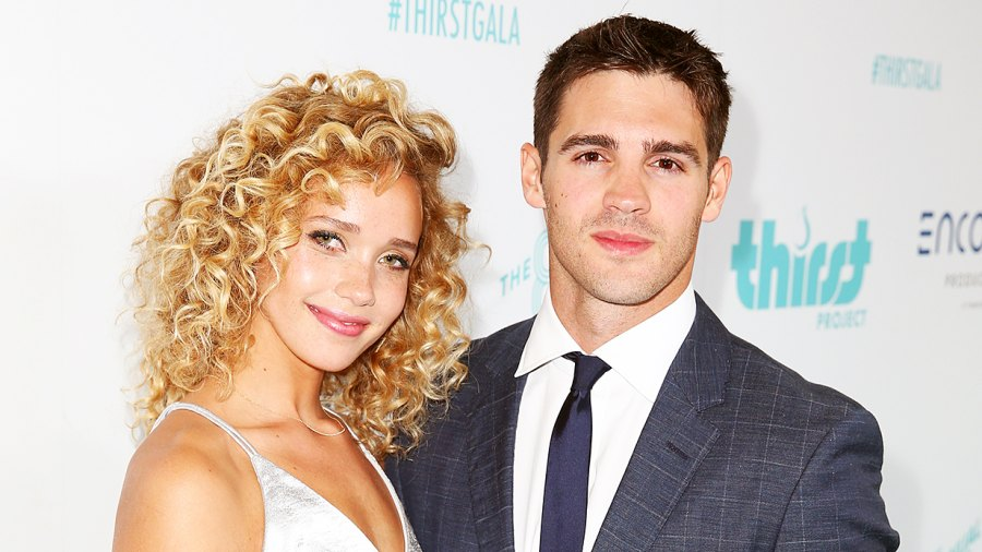 Steven McQueen Allie Silva engaged