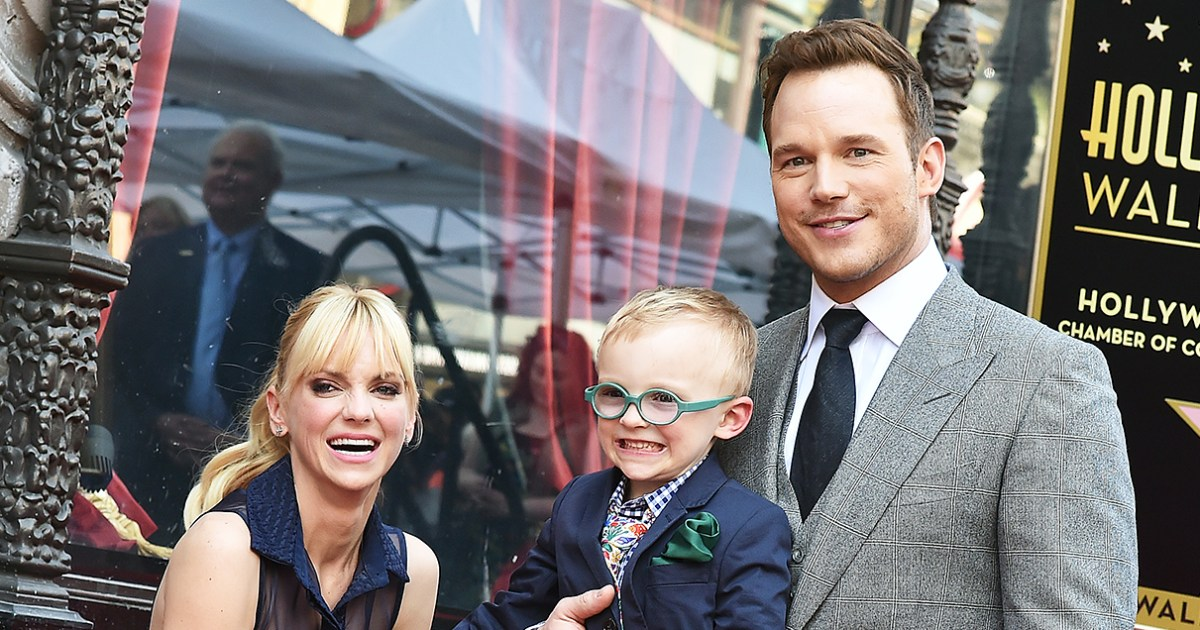 Chris Pratt Pens Note About 'Missing' Son Jack Amid Anna ...