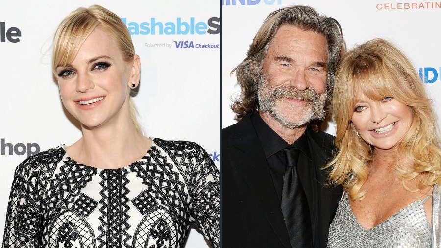 Kurt Russell Goldie Hawn Approved Of Anna Faris Overboard Remake