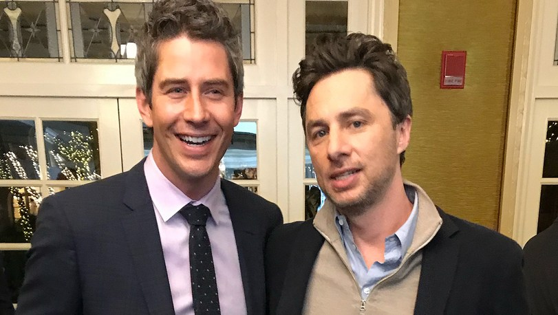 arie luyendyk jr-and-zach-braff-twins