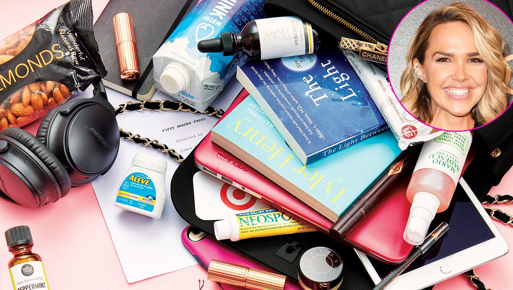 Arielle Kebbel What's In My Bag