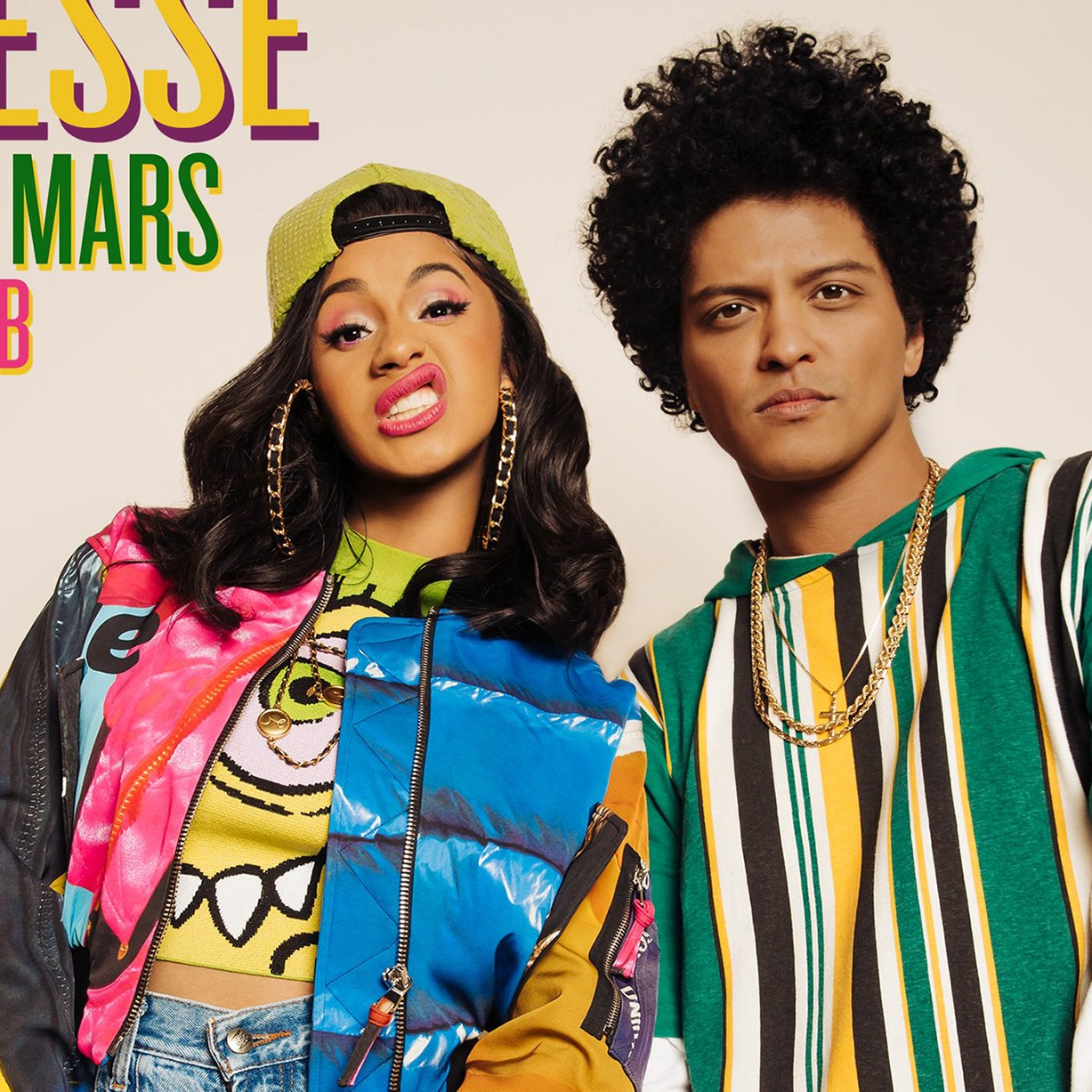 Bruno Mars and Cardi B's 'Finesse'