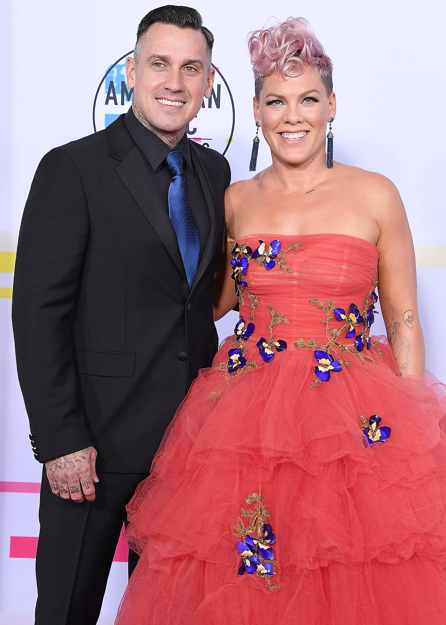 Is pink dating the guy from fun