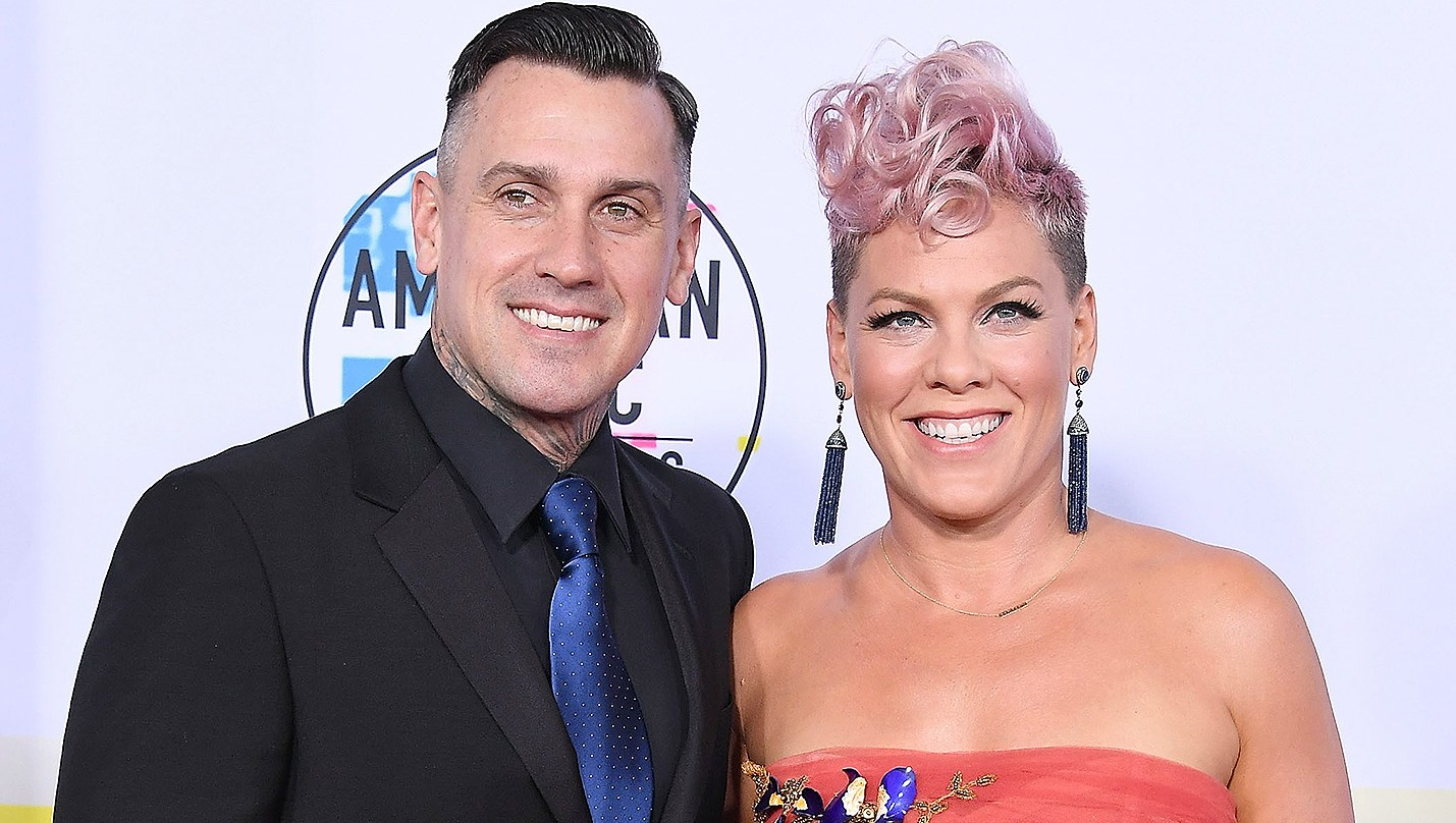 Carey Hart, Pink, Anniversary, Celebration