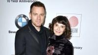 Ewan McGregor Eve Mavrakis file for divorce
