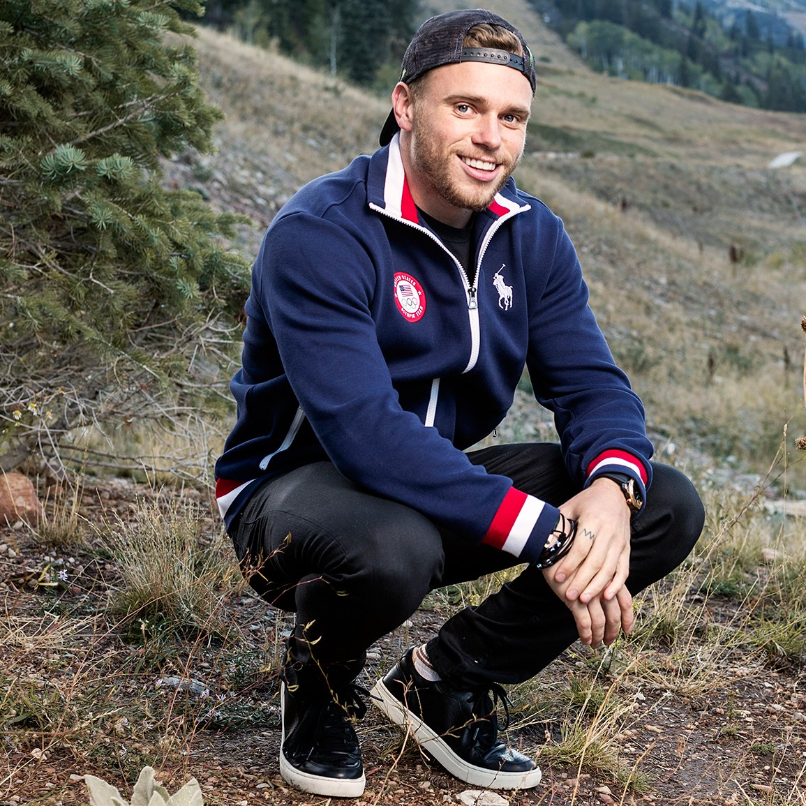 Gus Kenworthy PyeongChang Olympics