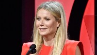 Gwyneth Paltrow, Engaged, Engagement Ring, Brad Falchuk, Producers Guild Awards