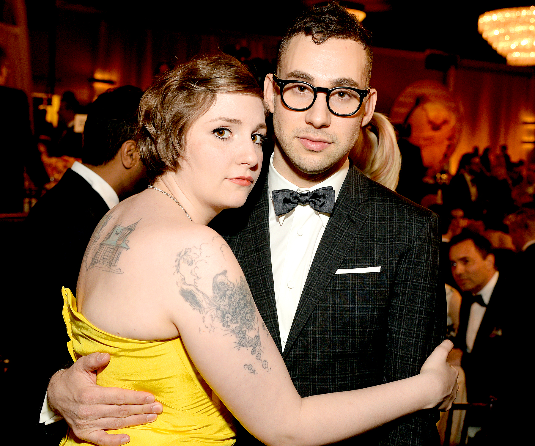 Why Lena Dunham Will Always Wear Her Ring From Jack Antonoff Despite Their Break-Up
