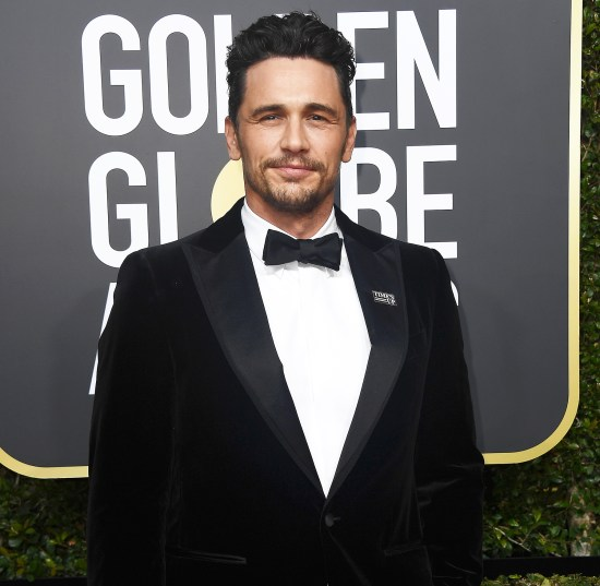James Franco Accused Sexual Misconduct