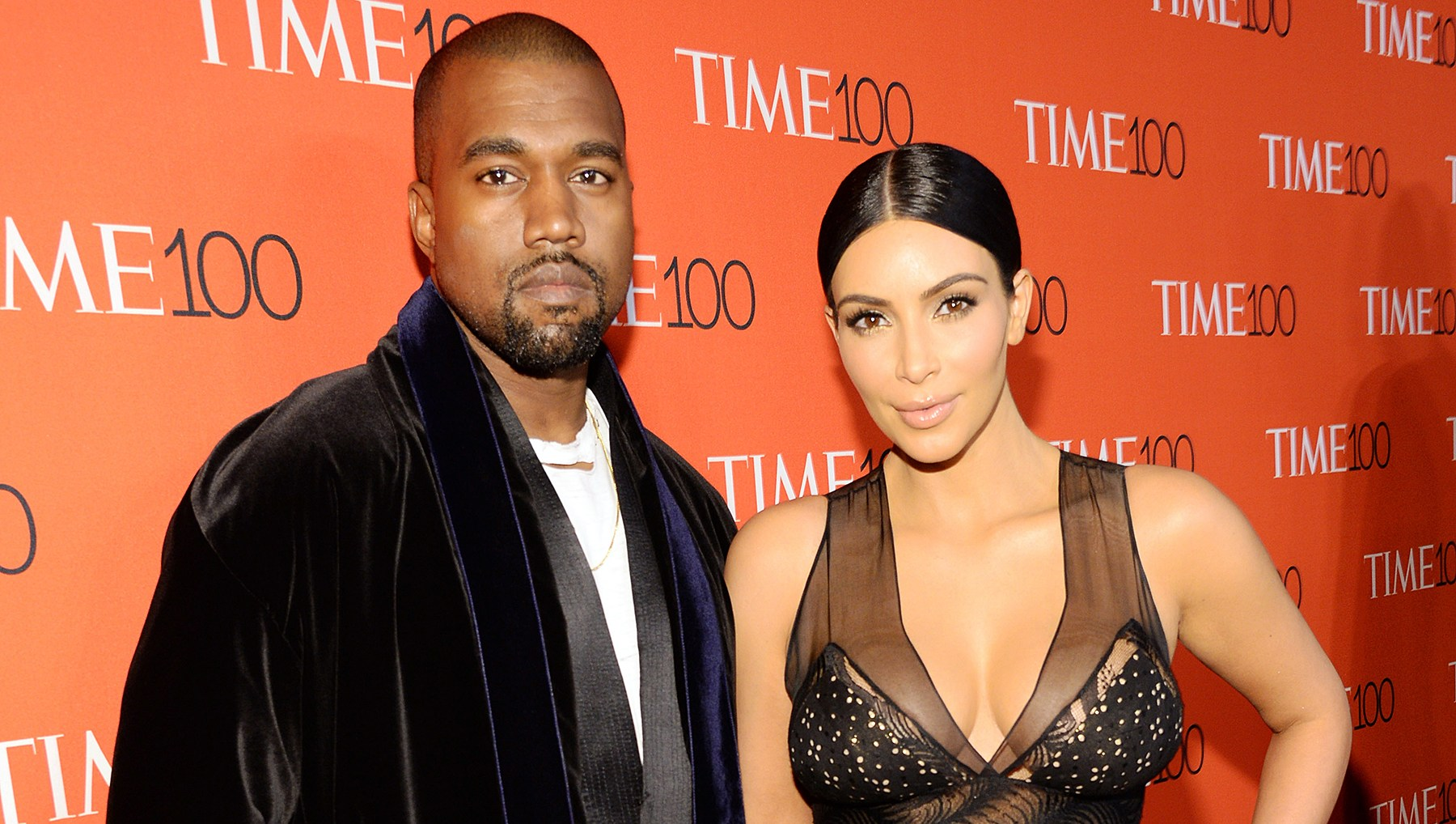 Kanye West Kim Kardashian Reveal Name of Baby
