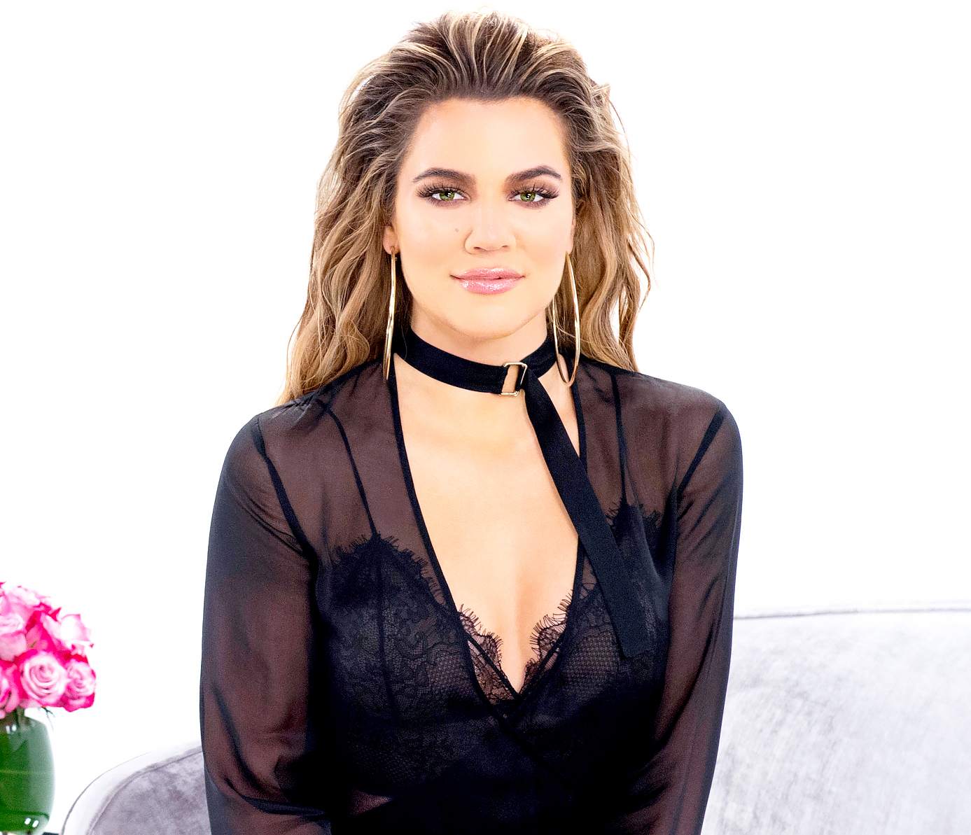 Khloe Kardashian's Six Month Pregnancy Photo Is Legit the Cutest Thing Ever
