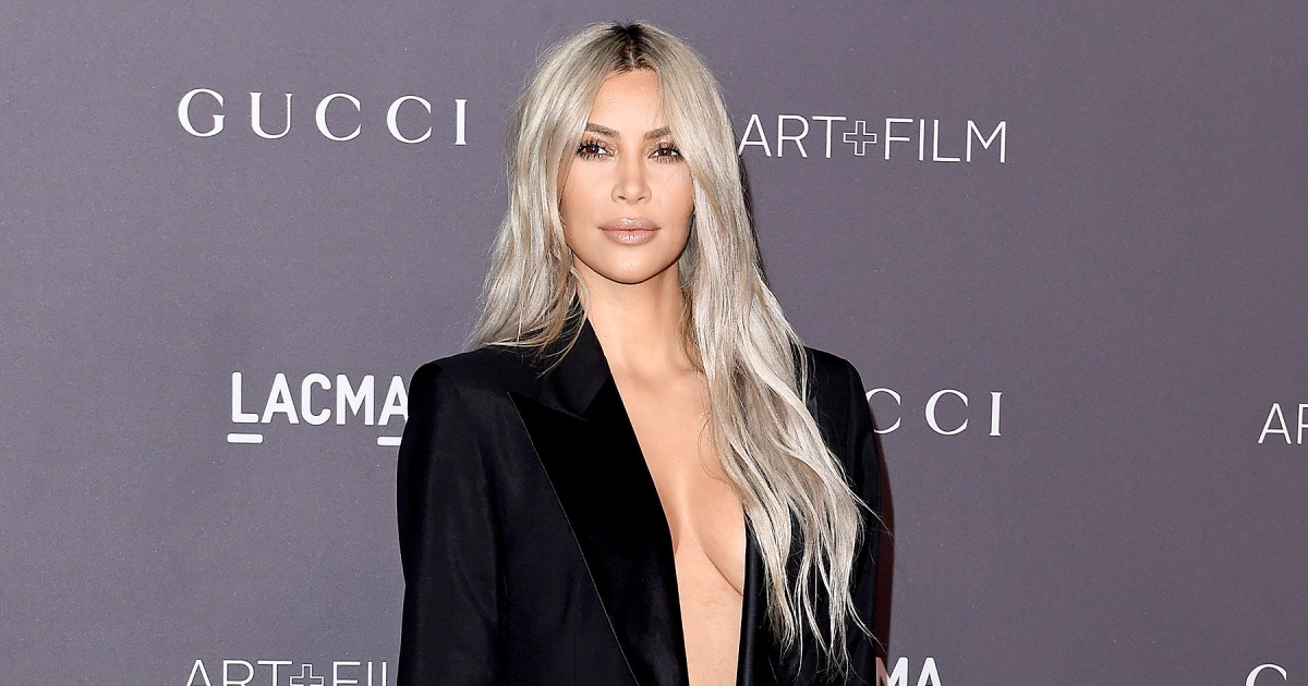 Kim Kardashian Shares Nude Photo After Welcoming Baby No 3-5104