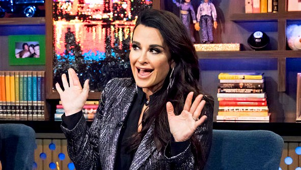 Kyle Richards on 'Watch What Happens Live