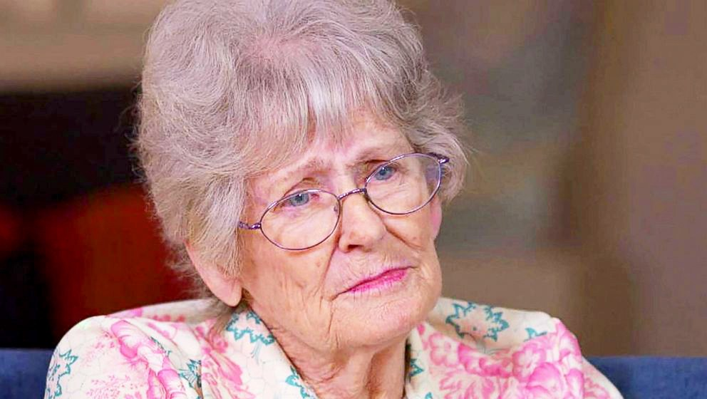 "Tonya Harding's mother LaVona ""Sandy"" Golden"