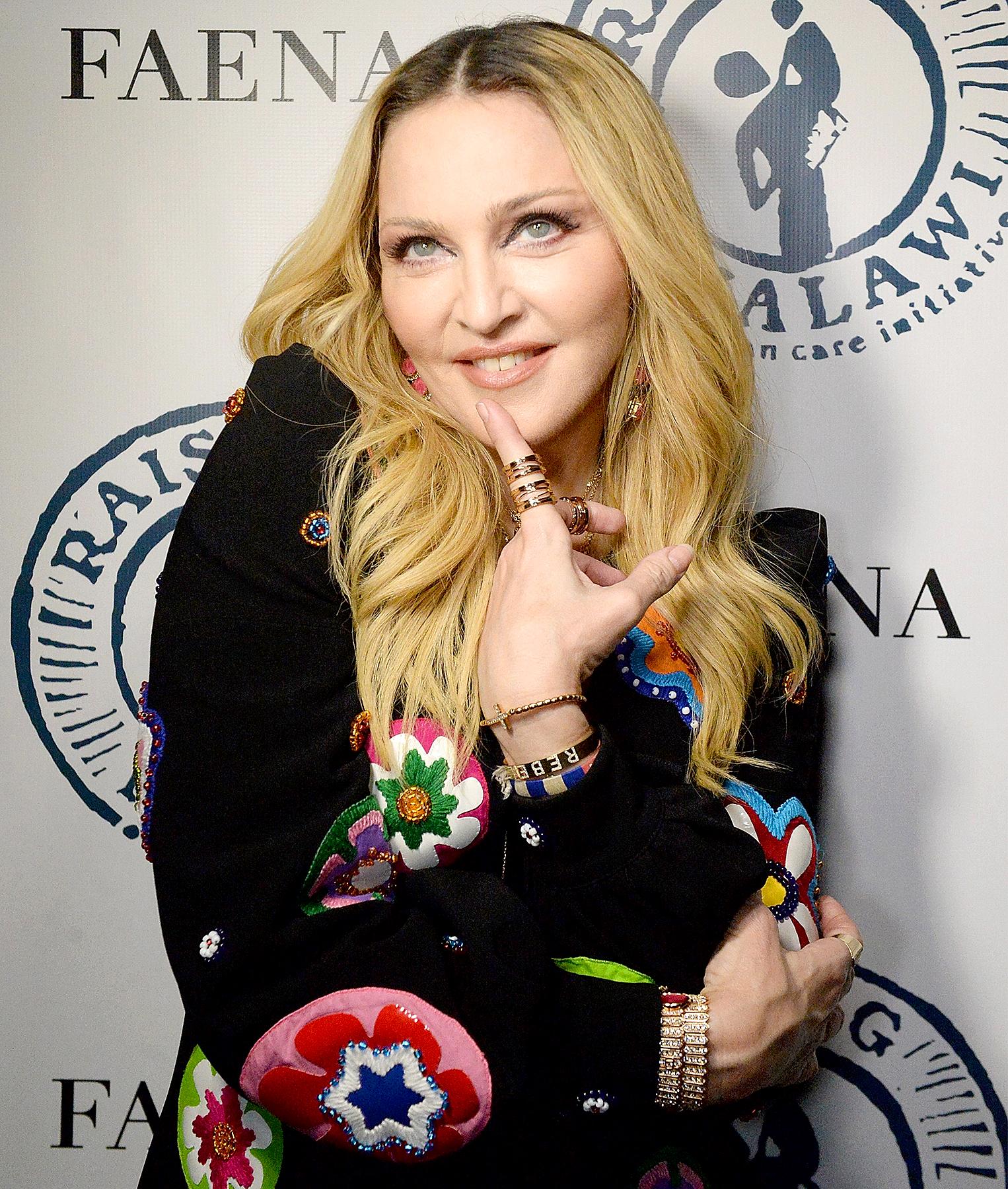 Madonna nude Nude Photos 12