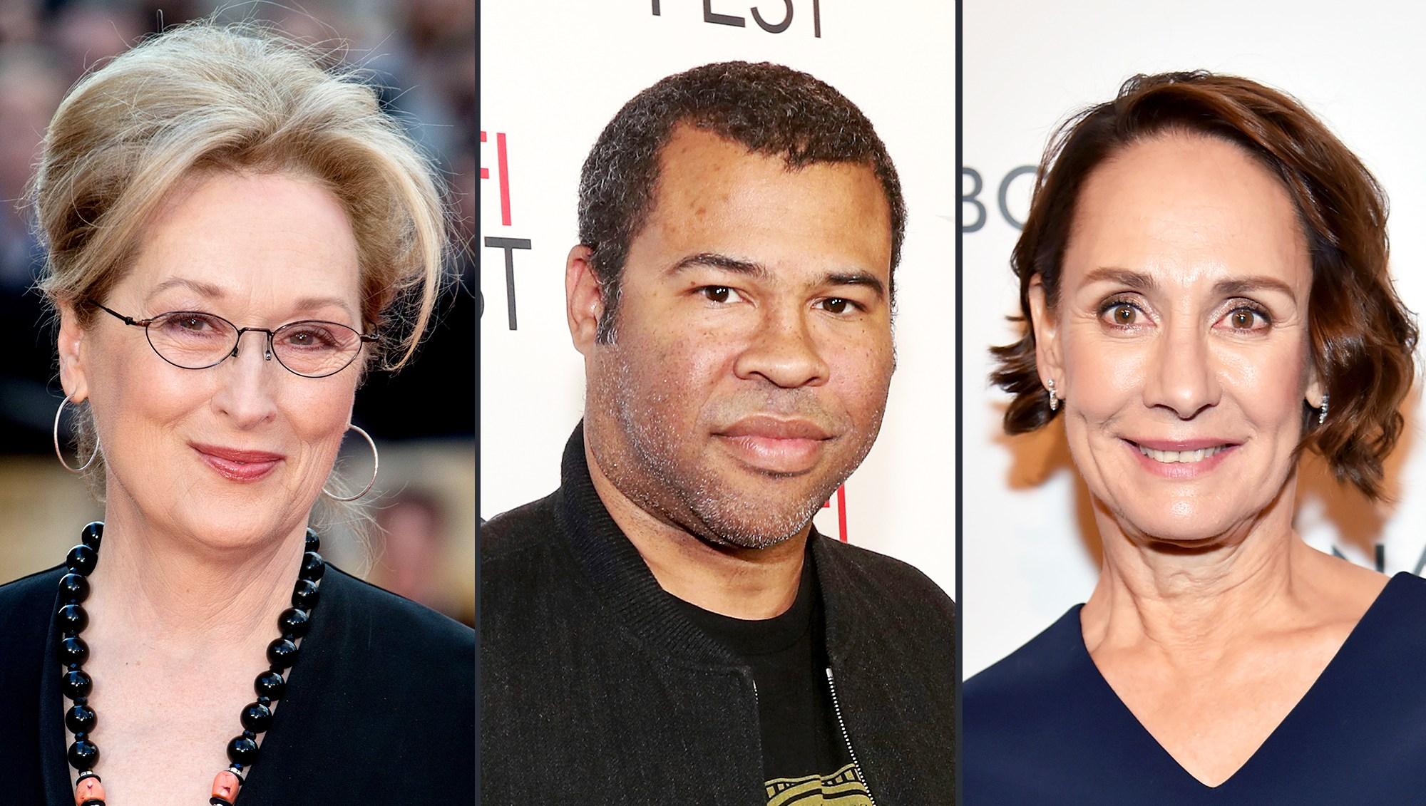 Meryl Streep Jordan Peele Laurie Metcalf Oscar Nomination Reactions