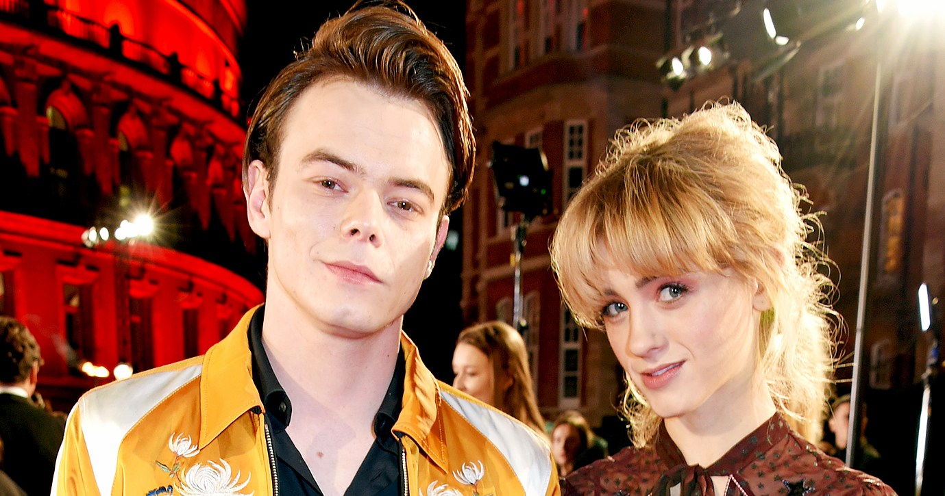 'Stranger Things' Star Natalia Dyer Finally Opens Up About Boyfriend Charlie Heaton