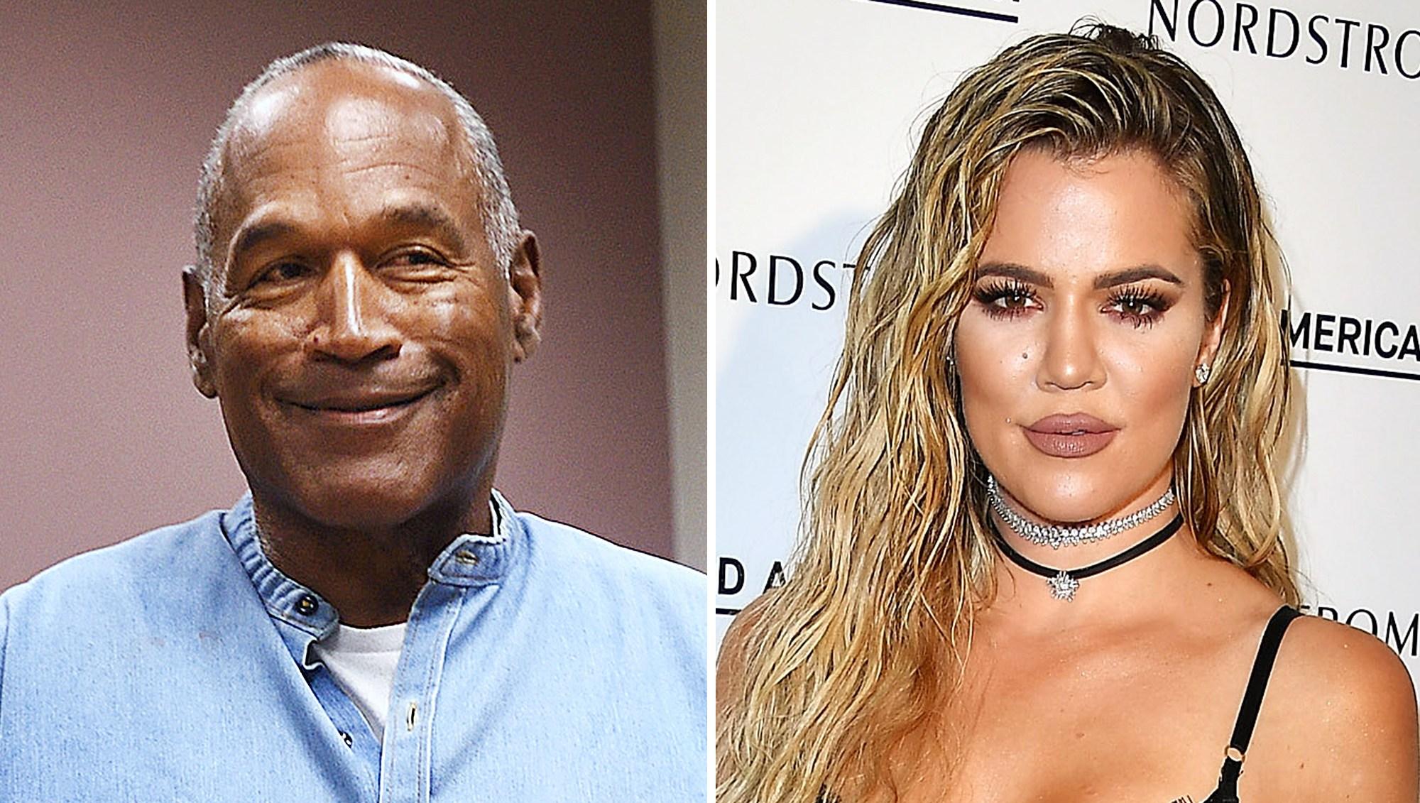 OJ Simpson Says That He's Not Khloe Kardashian's Father