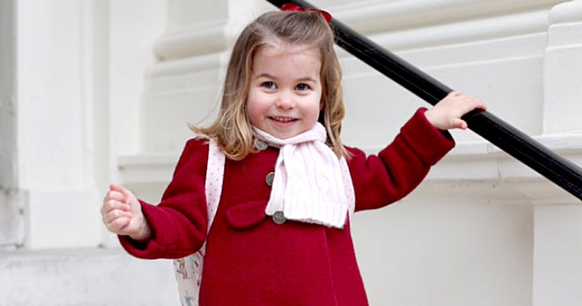 a life and career of princess charlotte