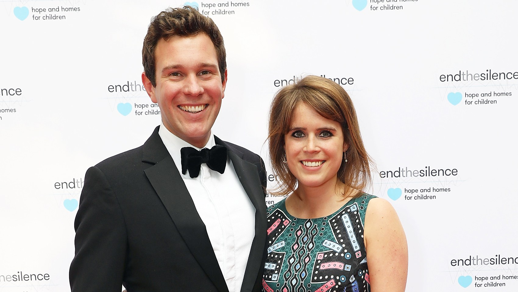 Princess Eugenie Jack Brooksbank engaged
