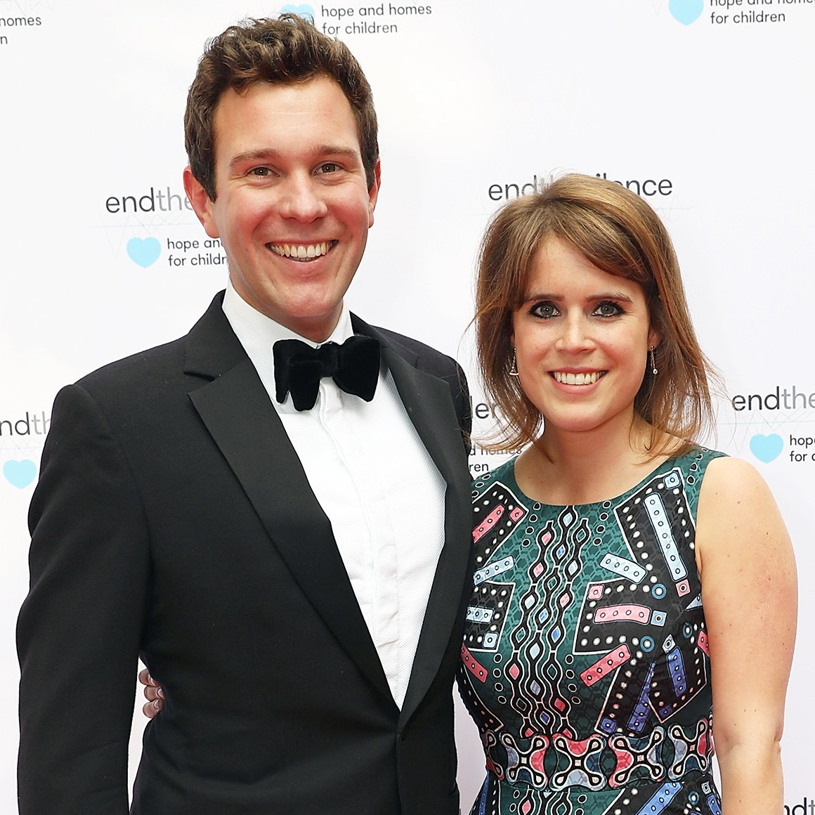 Princess Eugenie Jack Brooksbank engaged