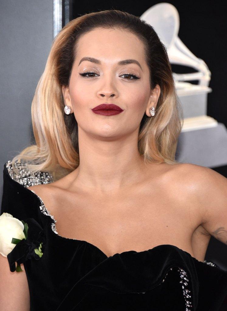 Grammys 2018 Rita Ora S Hair How To Secrets Steps