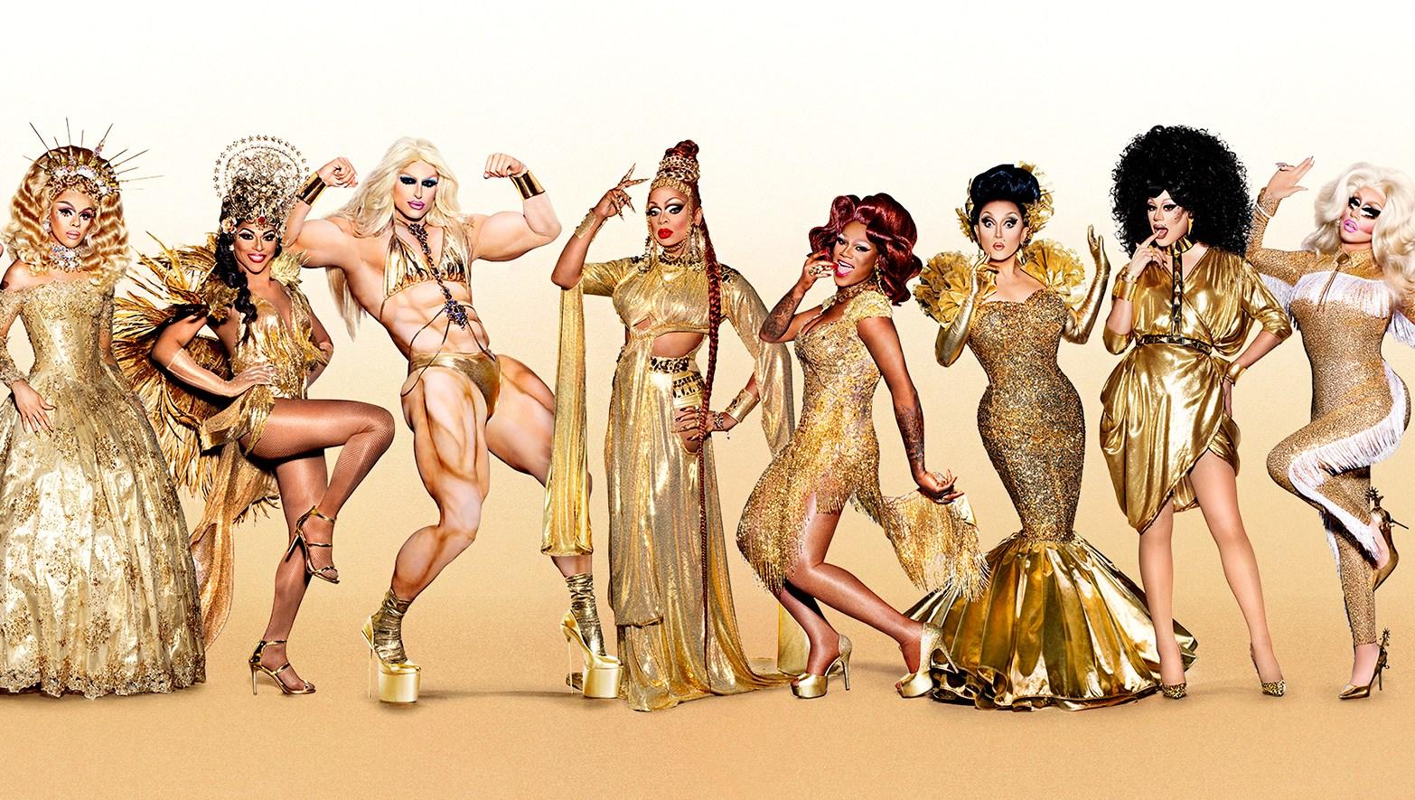 'RuPaul's Drag Race All Stars 3' cast