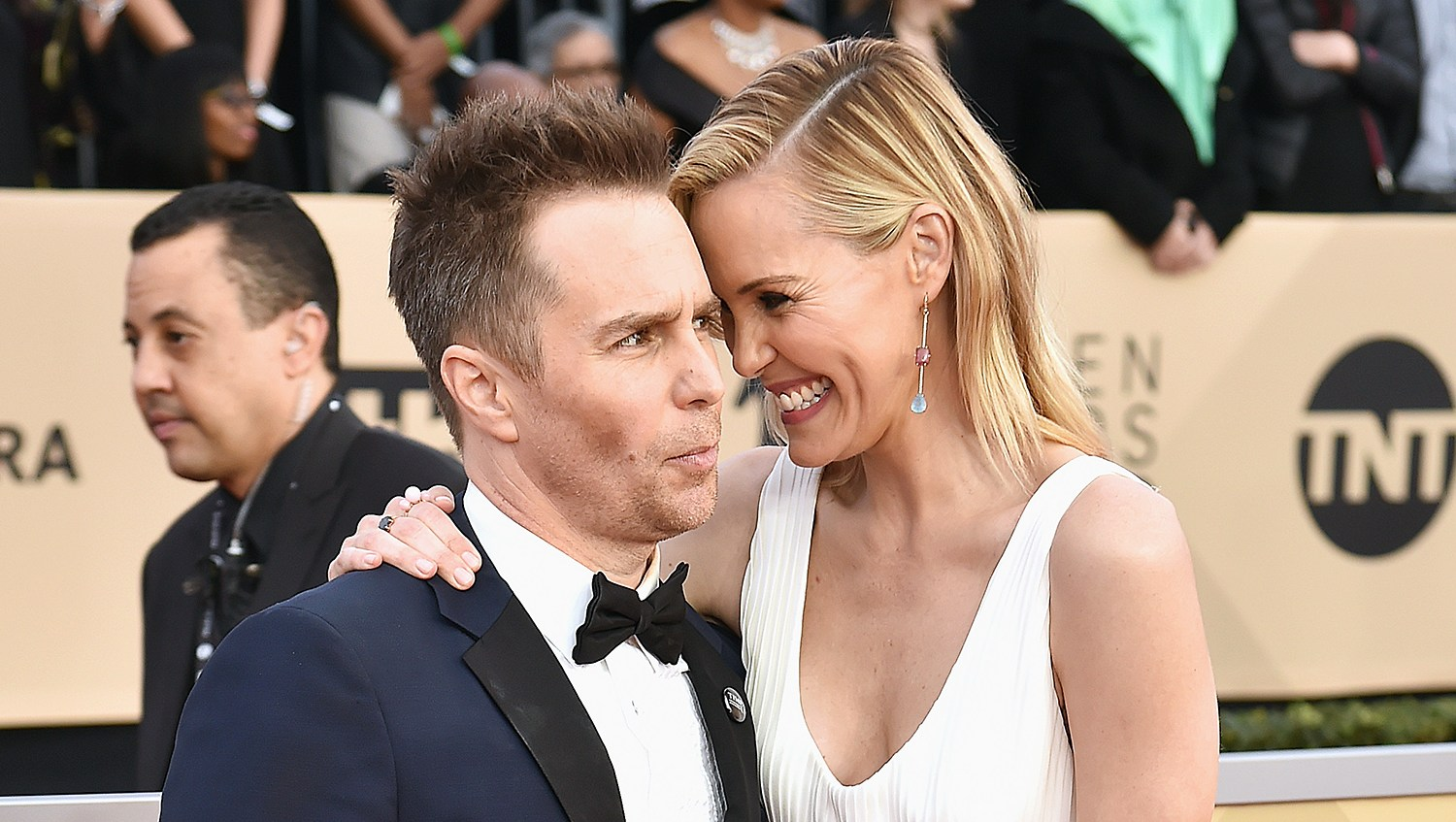 Sam Rockwell Leslie Bibb Say Good Sex Is Relationship Secret
