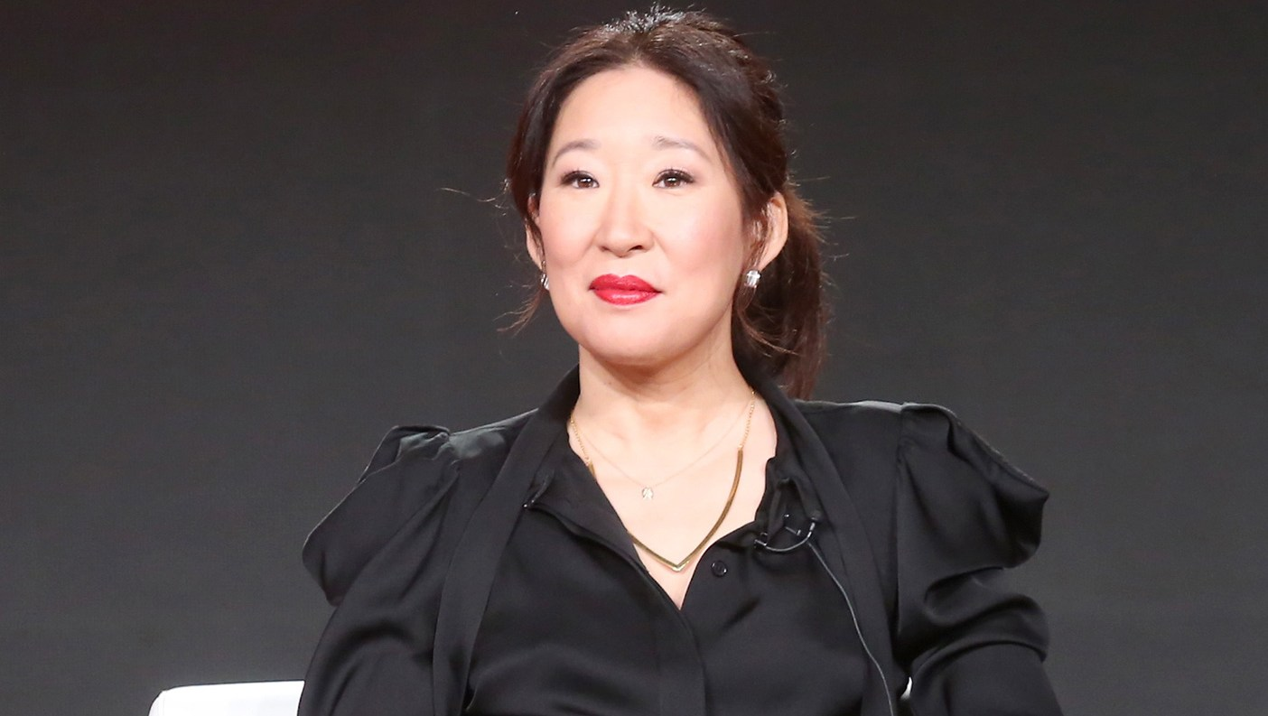 Sandra Oh, Killing Eve, 2018 Winter Television Critics Association Press Tour