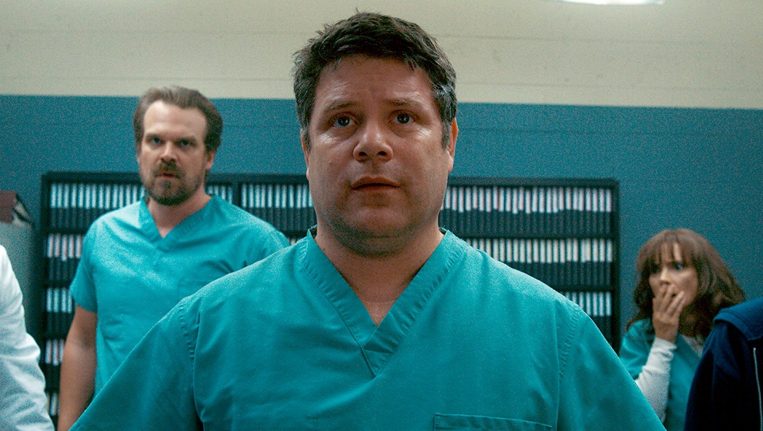 Sean Astin on Stranger Things