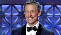 Seth Meyers, Golden Globes Live Stream