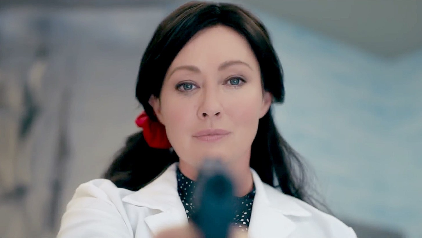 Shannon Doherty in Heathers