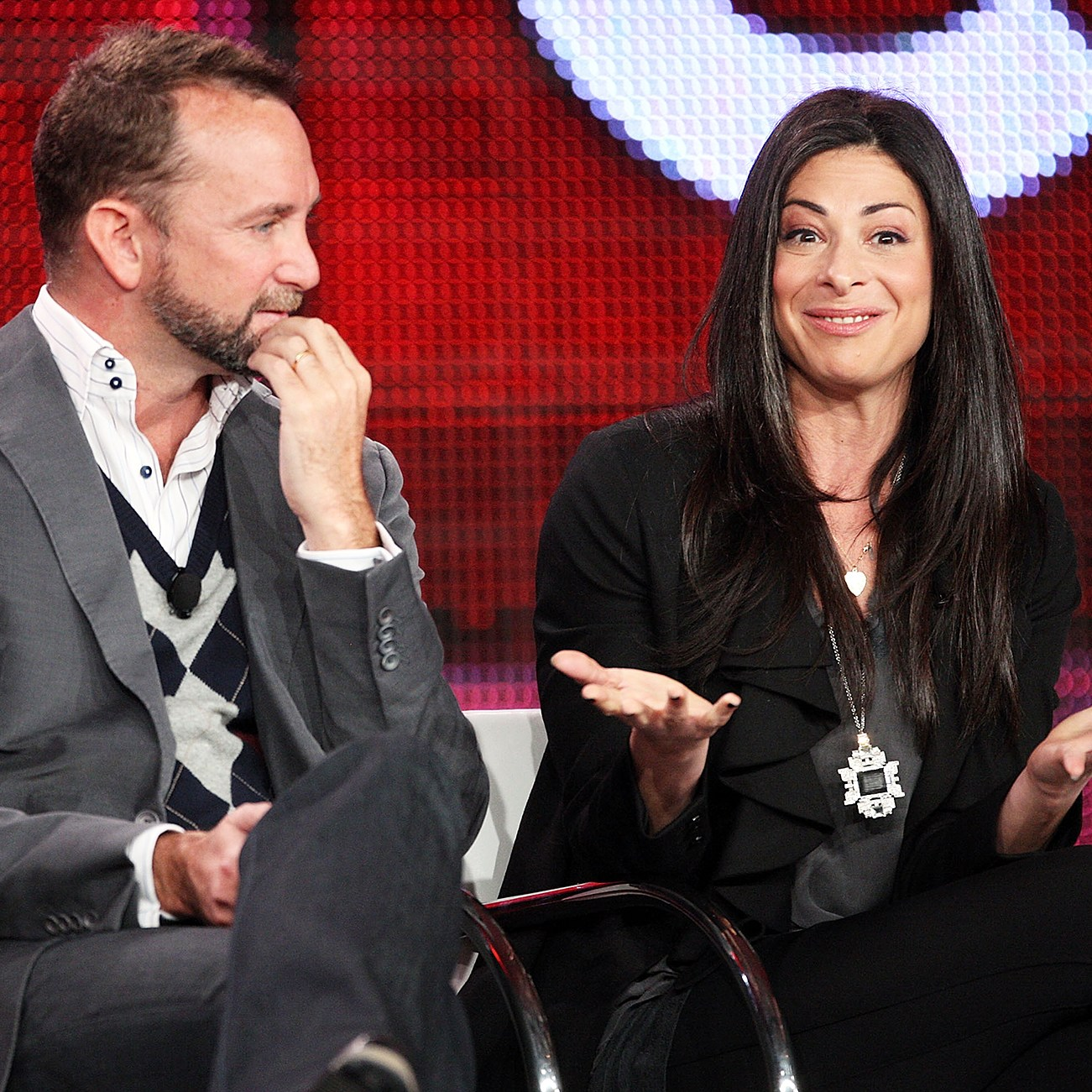 Stacy London Social Media Clinton Kelly