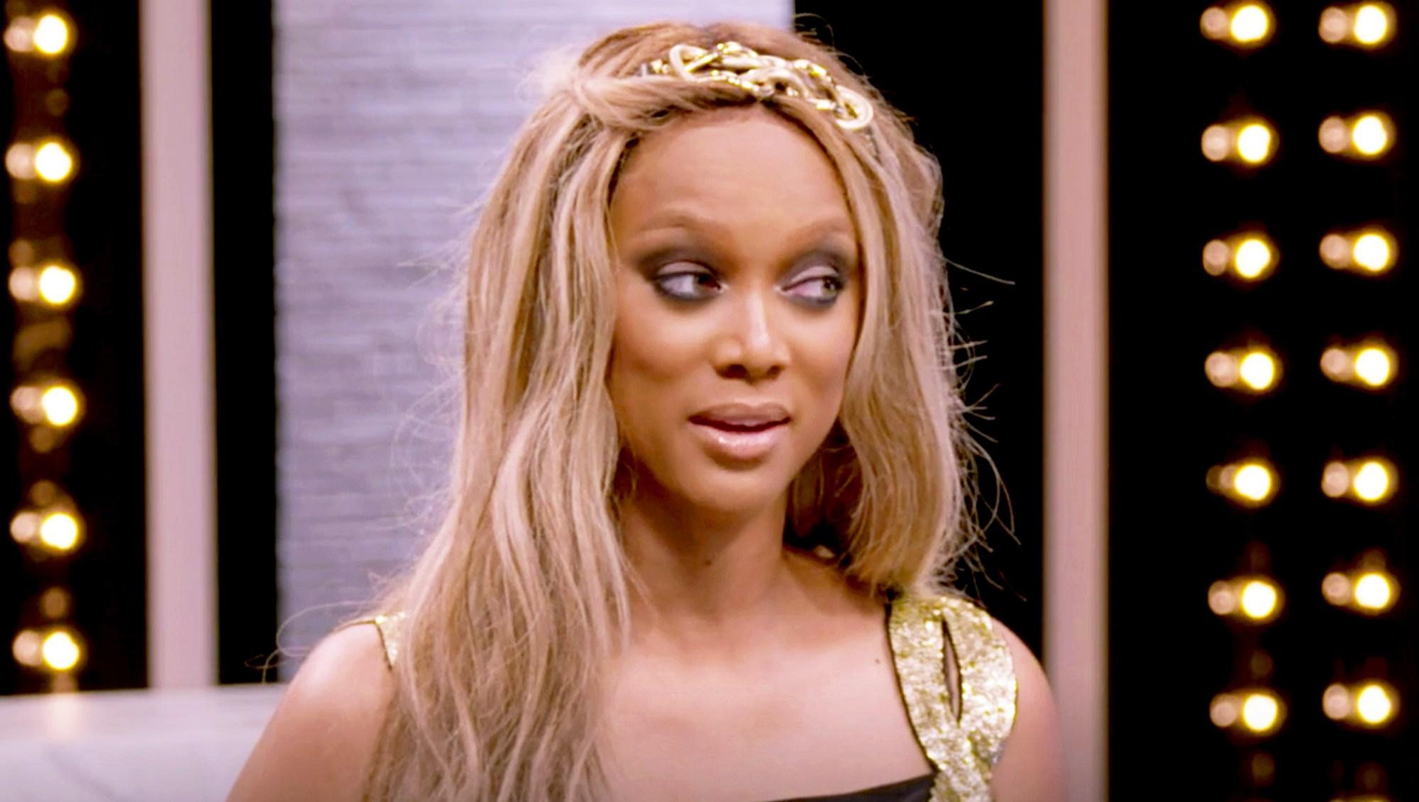Tyra Banks on 'America's Next Top Model'