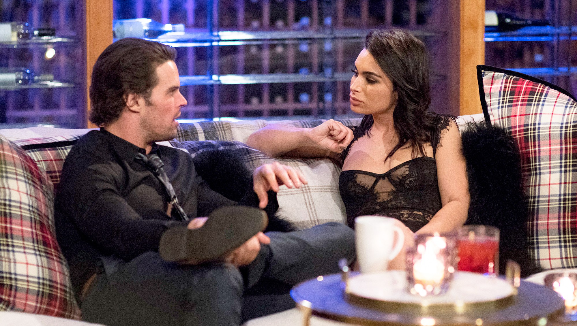Kevin Wendt and Ashley Iaconetti on 'Bachelor Winter Games'