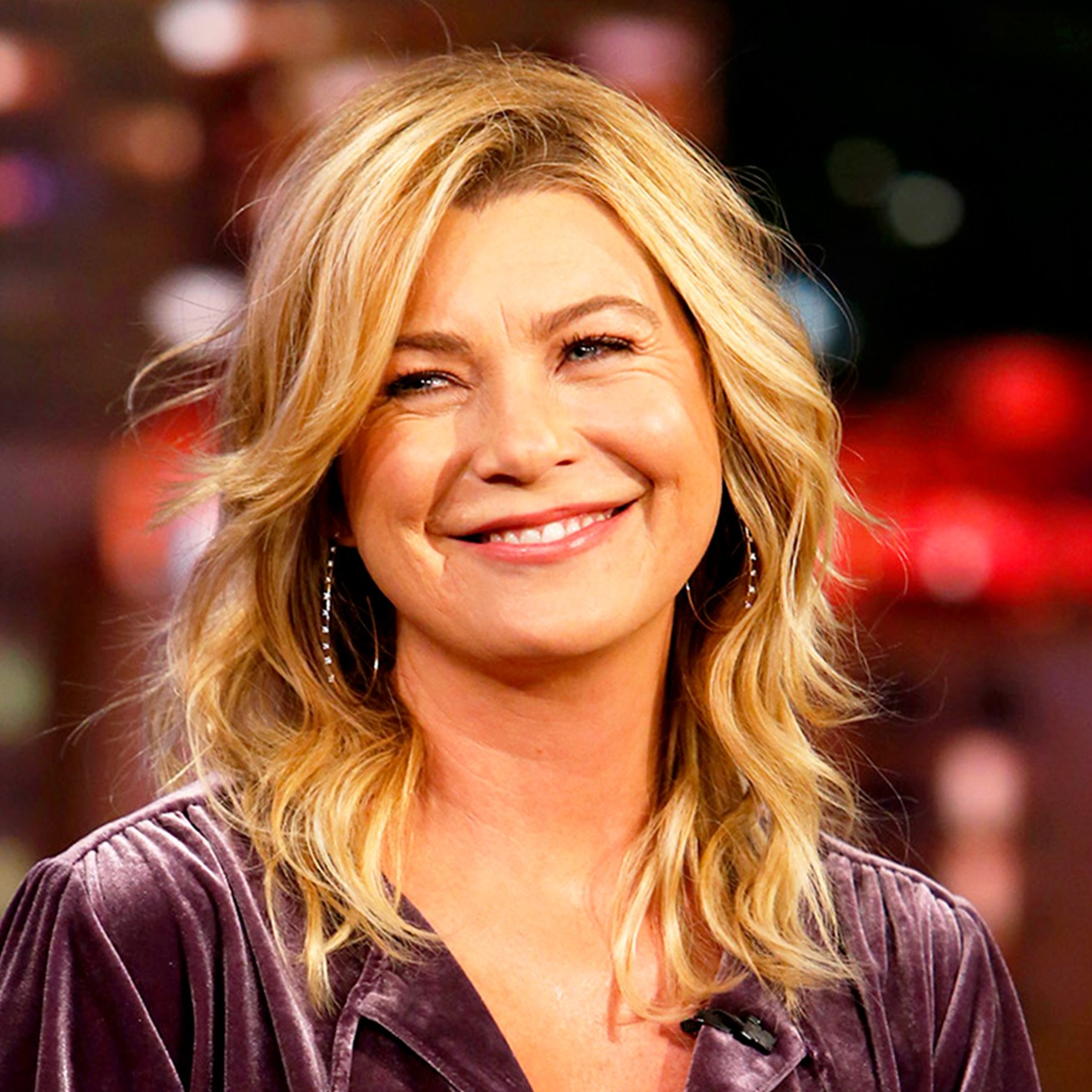 Ellen Pompeo on 'Jimmy Kimmel Live!'
