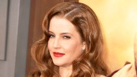 """Lisa Marie Presley arrives at the """"Mad Max: Fury Road"""" Los Angeles 2015 Premiere at TCL Chinese Theatre IMAX in Hollywood, California."""