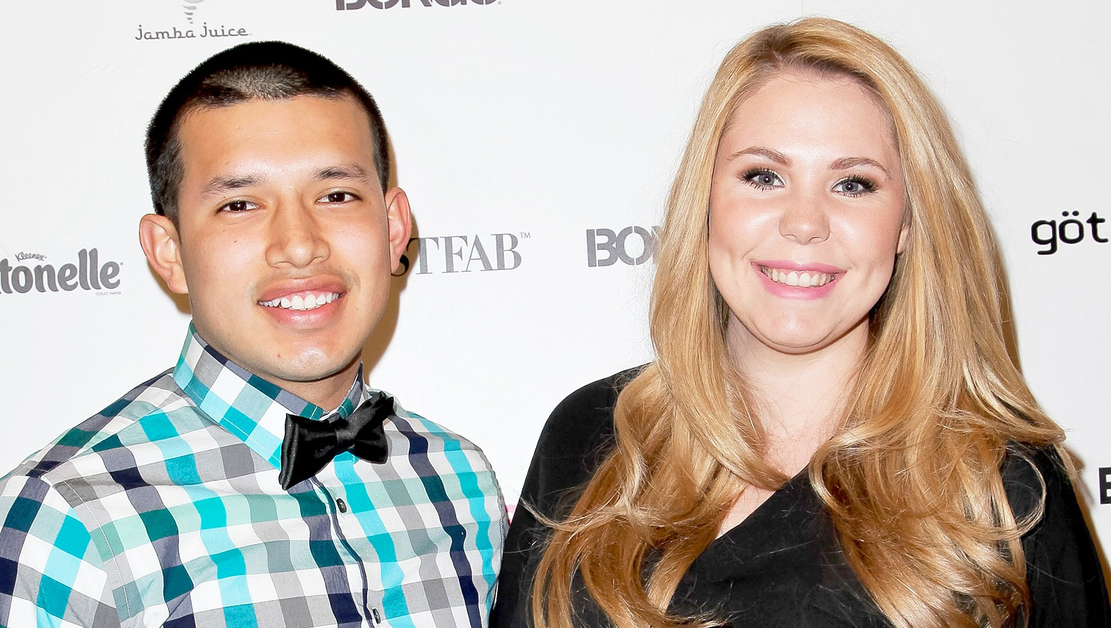 Javi Marroquin and Kailyn Lowry attend the 2017 Hollywood Rocks party at SupperClub in Los Angeles, California.