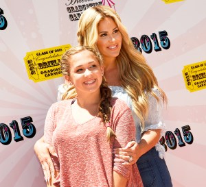 Kim Zolciak Biermann and daughter Ariana on 'Don't Be Tardy'