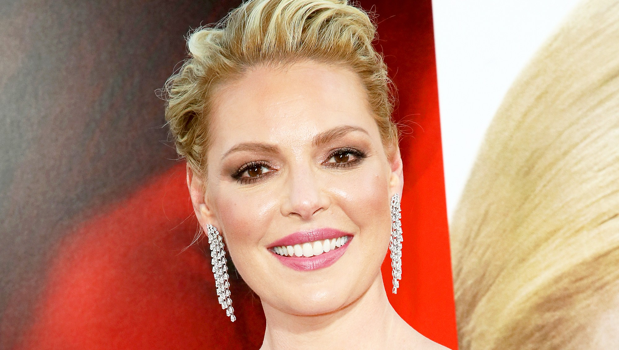 "Katherine Heigl attends the 2017 premiere of ""Unforgettable"" at TCL Chinese Theatre in Hollywood, California."