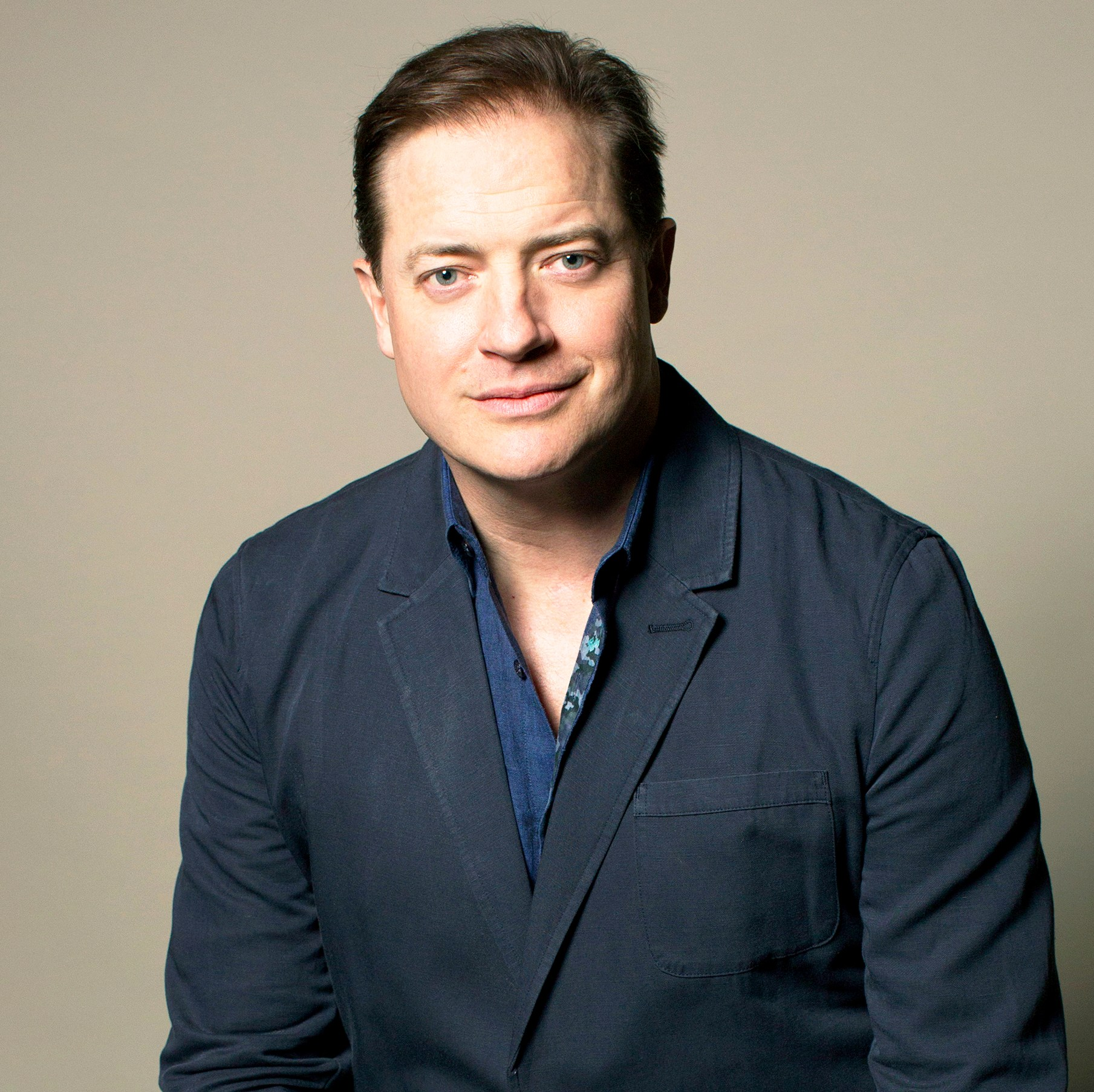 Brendan Fraser during the 2017 Tribeca Film Festival at Tribeca Grill Loft in New York City.
