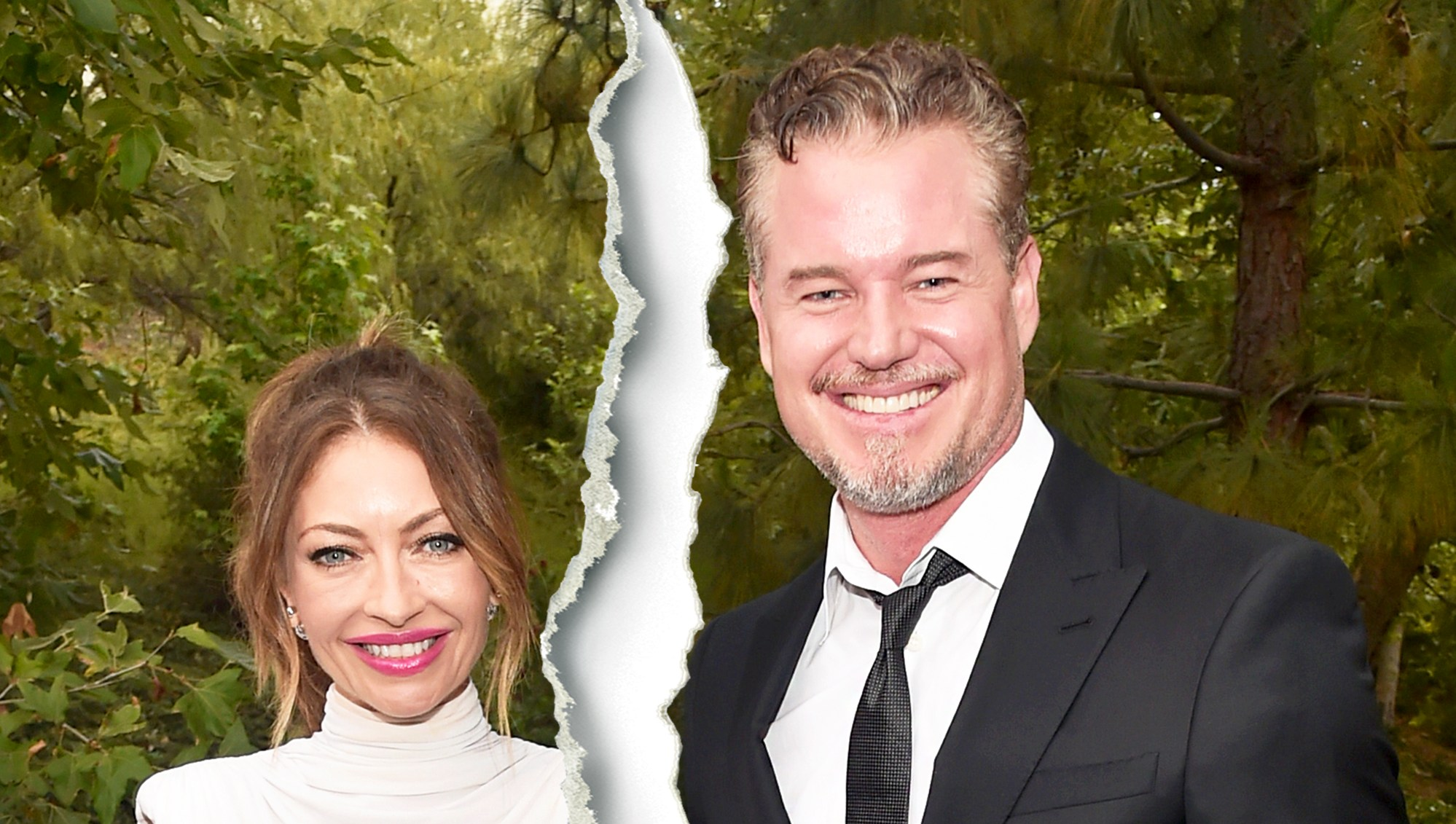 Rebecca Gayheart and Eric Dane attend the 16th Annual Chrysalis Butterfly Ball on June 3, 2017 in Los Angeles, California.
