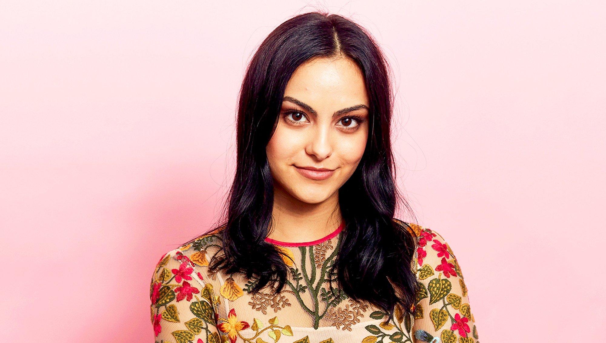 Camila Mendes from CW's 'Riverdale' poses for a portrait during Comic-Con 2017 at Hard Rock Hotel in San Diego, California.