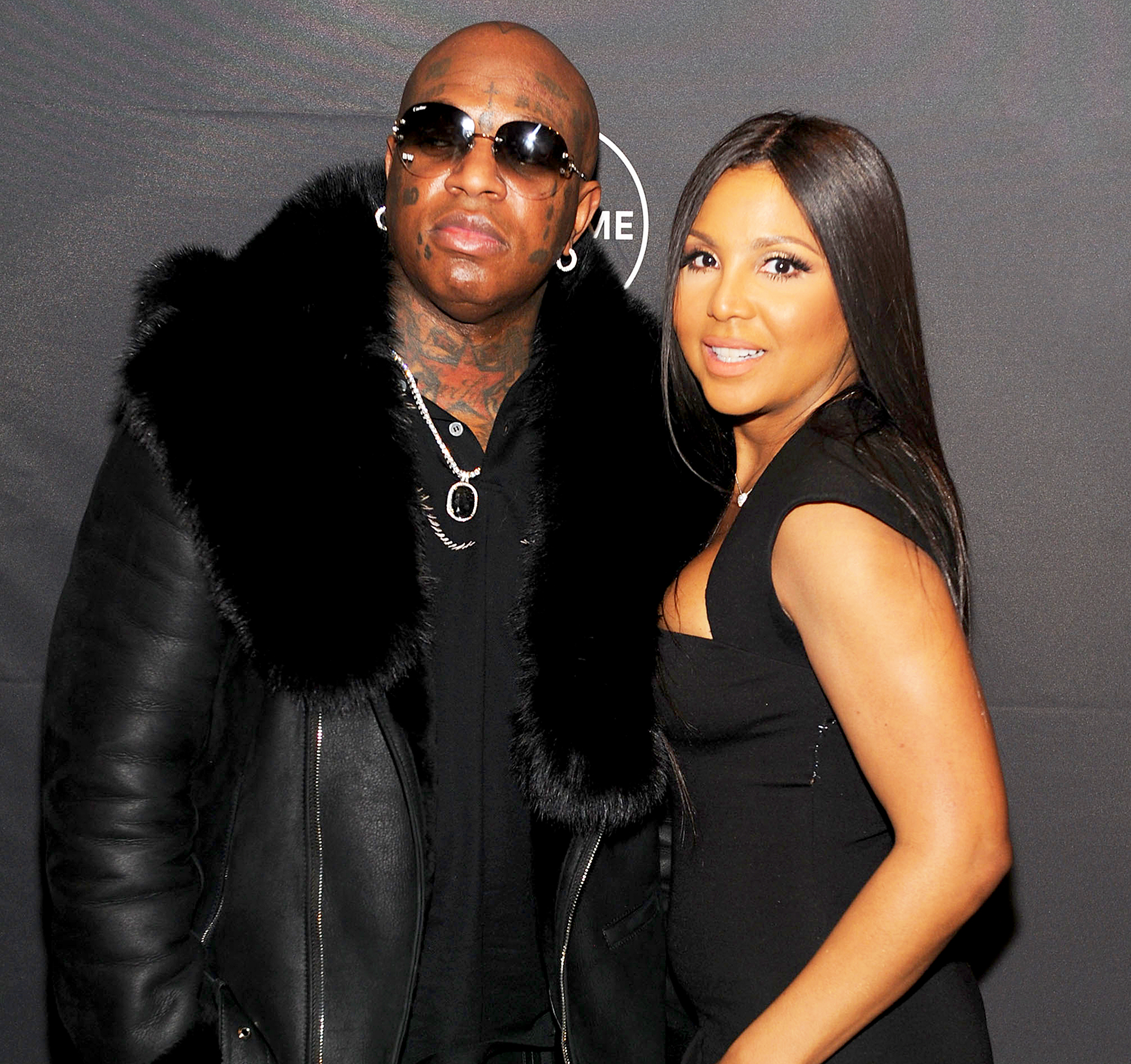 Birdman: Toni Braxton is 'my life'