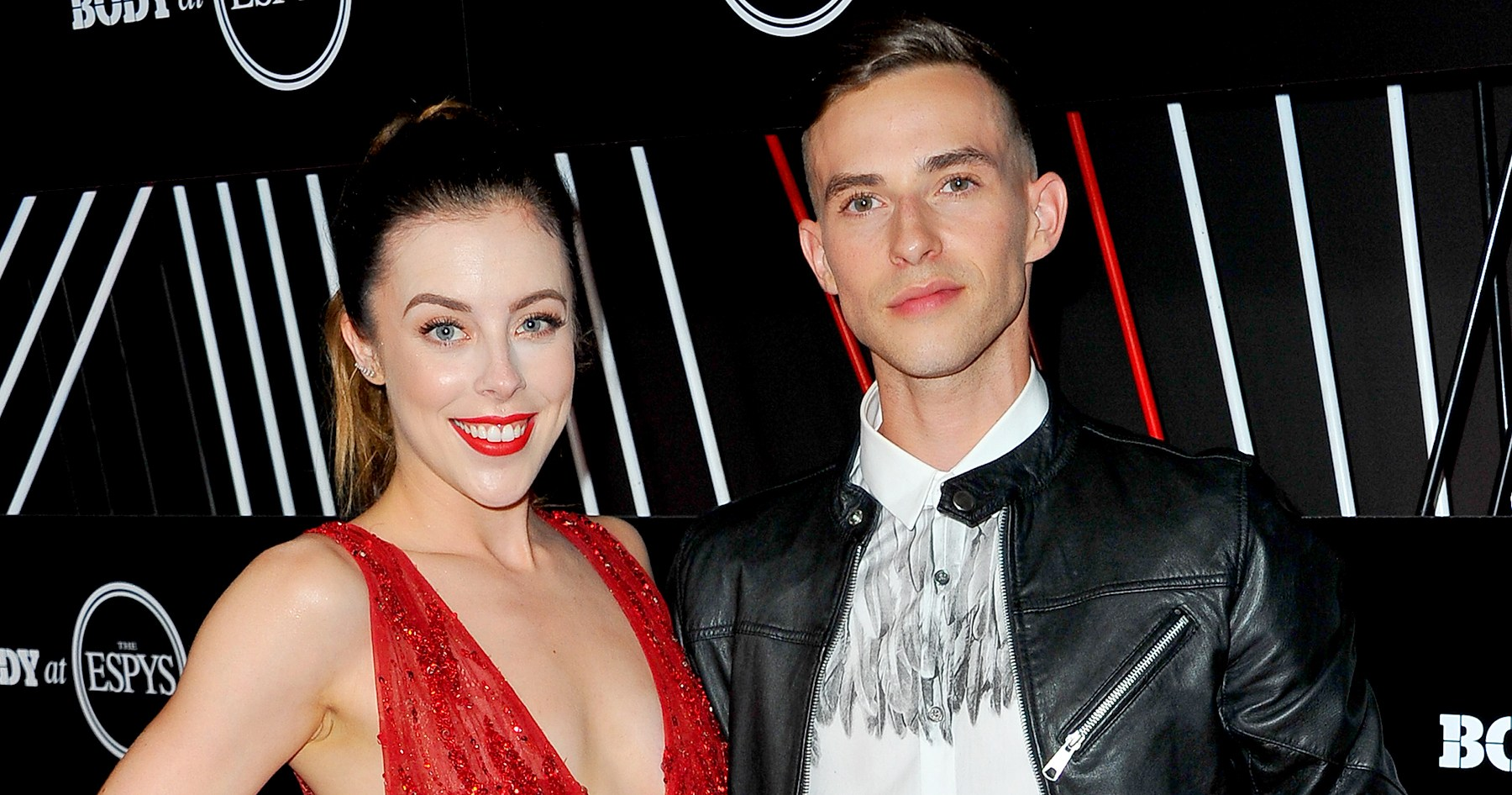 Every Time Olympians Adam Rippon and Ashley Wagner Were BFF Goals
