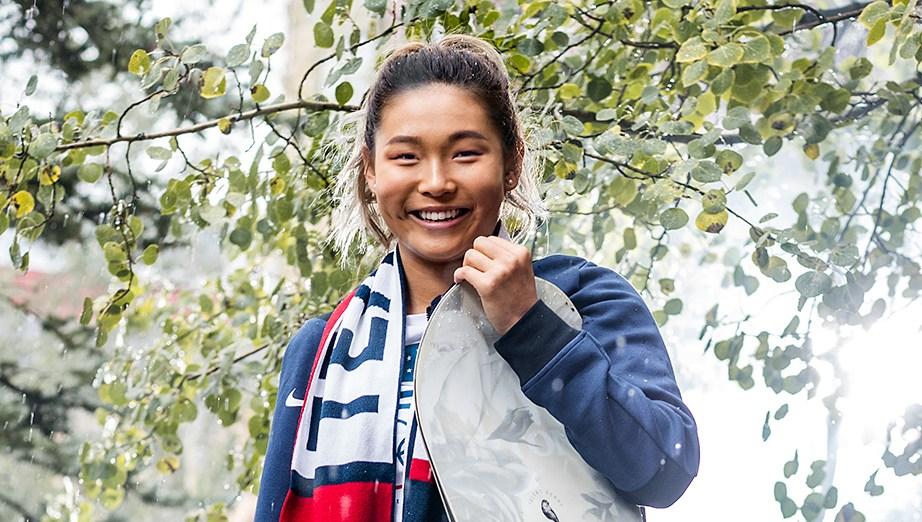 Chloe Kim