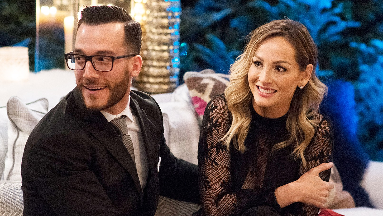 Benoit Beausejour-Savard Clare Crawley The Bachelor Winter Games.