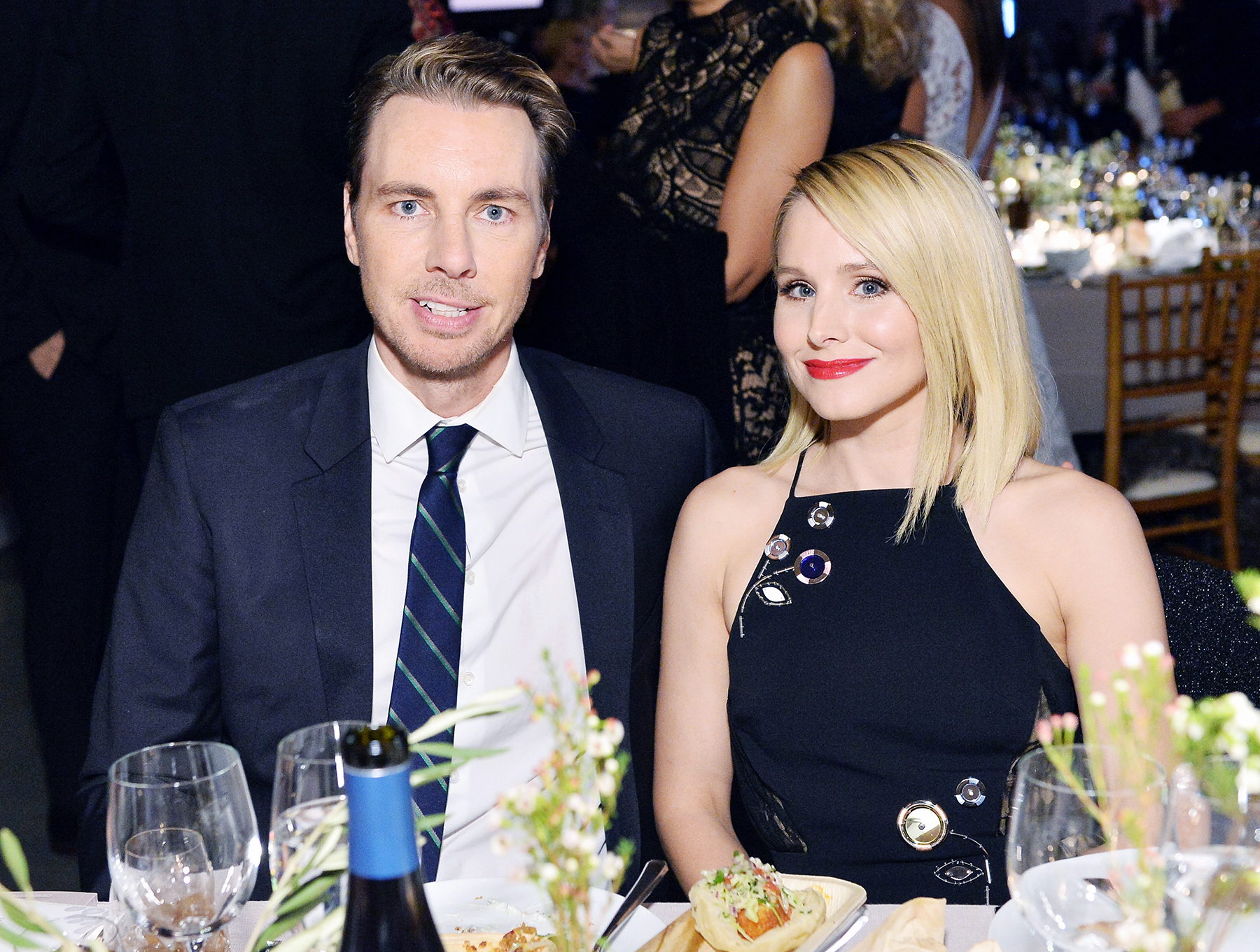 Kristen Bell gives brilliant relationship advice