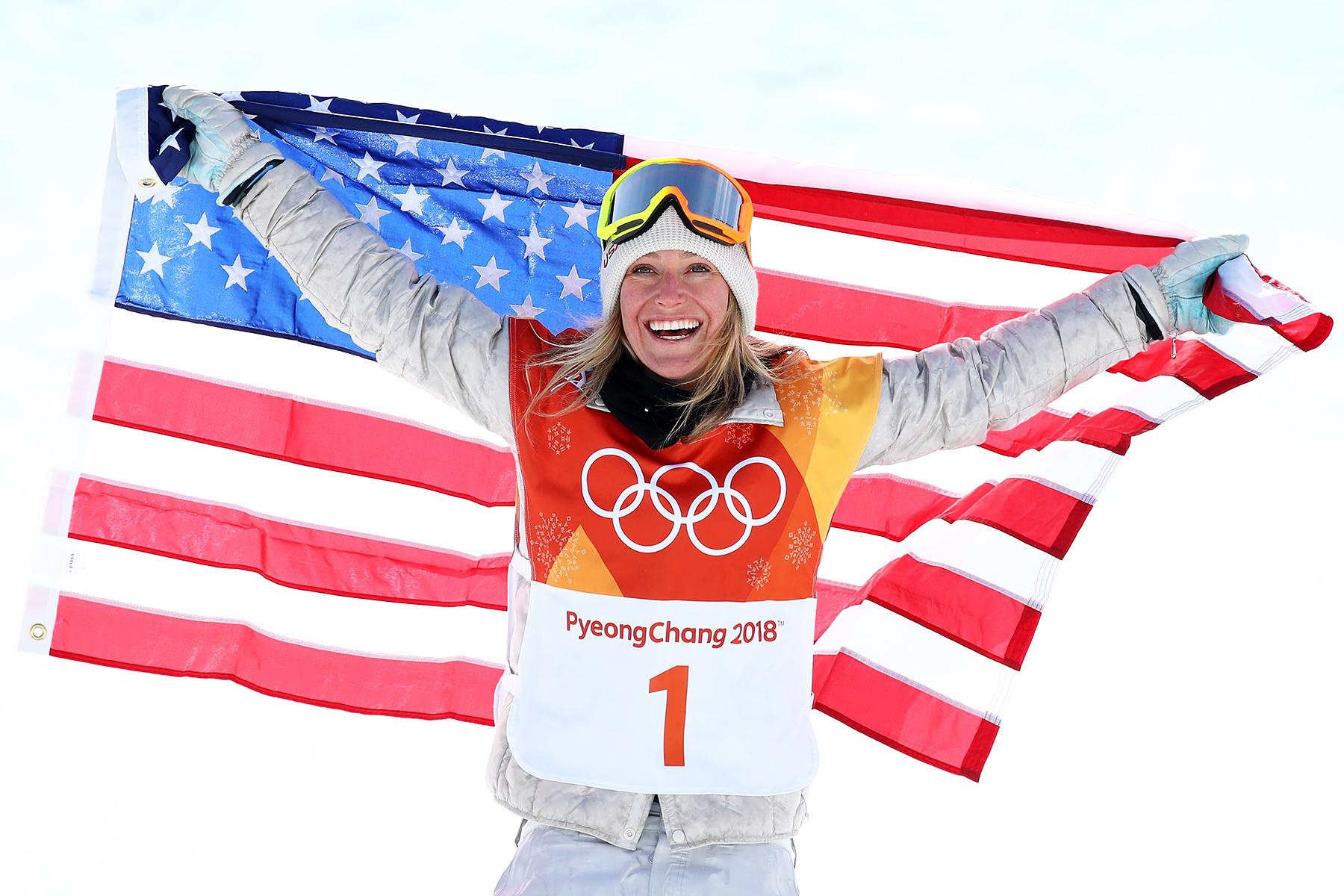 Jaime Andersons Snowboard